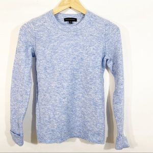 Banana Republic Aire Cuffed Pullover Wool Sweater